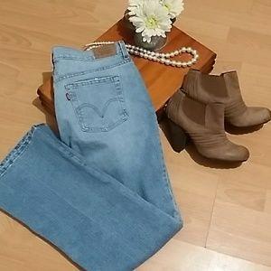 👖Levis 515 boot cut Jeans size 10m Inv5/2 👖